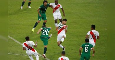 1-3. Perú acude a su fórmula clásica Guerrero-Farfán para darse mejor vida