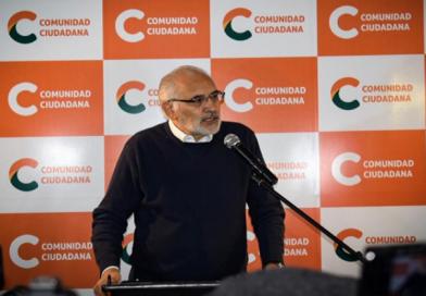 Carlos Mesa afirma que Comunidad Ciudadana participará en los próximos comicios
