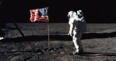 Buzz Aldrin, el segundo hombre en pisar la Luna, recuerda la «magnífica desolación»