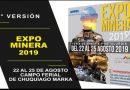 Arranca feria internacional 'Expo Bolivia Minera 2019'