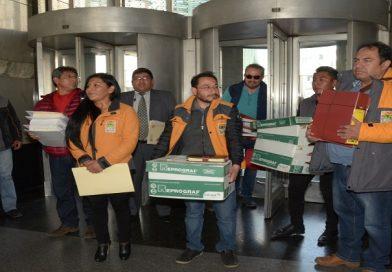 Alcaldesa Soledad Chapetón presentó nueve proyectos al Ministerio de Planificación