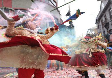 UNESCO declara patrimonio cultural e inmaterial de la humanidad a la fiesta del Gran Poder