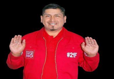 """Rojas: Se necesita """"gente nueva"""" para trabajar por El Alto"""