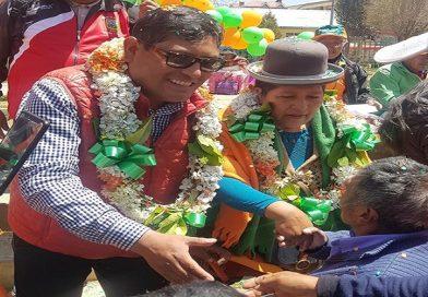 """Pedro Patzi priorizará el """"empleo para jóvenes"""" y dice que El Alto asumirá una """"decisión inteligente"""" este 20 de octubre"""