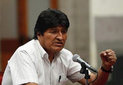 «No me asusta» orden de detención «injusta e inconstitucional», dice Evo Morales