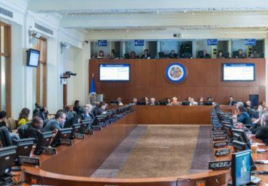 OEA pide elecciones inmediatas en Bolivia