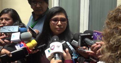 Eva Copa: Fallo del TCP de ampliación de mandato mantiene la institucionalidad del país