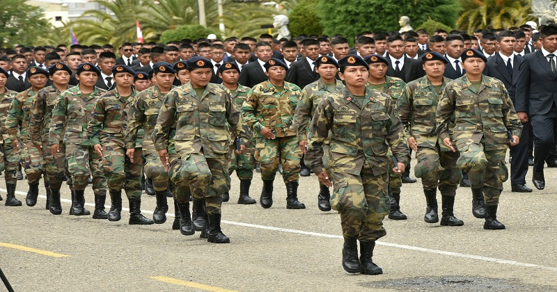 Hoy lunes comienza el reclutamiento para el servicio militar del segundo escalón con estrictas medidas de bioseguridad
