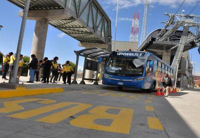 Wayna Bus prestará servicio desde la próxima semana