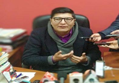 Tarqui propone al Presidente de Always Ready como candidato para la alcaldía de El Alto