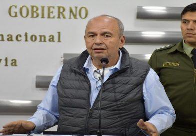 Arturo Murillo revela que no habló ni con Añez ni con Juntos sobre acercamiento con CC, fue idea suya