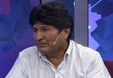 Evo Morales denuncia que militares recibieron dinero e hicieron lobby con policías para impedir gobierno de Arce