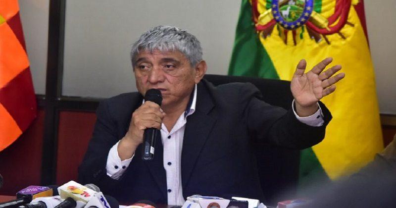 Arias: Gobierno inyecta Bs 156 millones a la economía de El Alto para la cuarentena