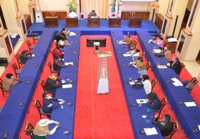 Senado sanciona Ley de «Postergación de las Elecciones Generales»