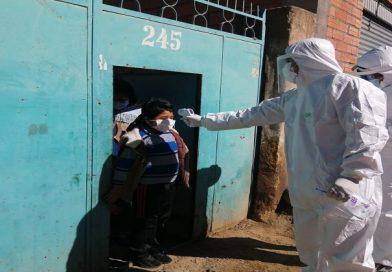 Desplegarán 1.200 brigadas médicas en rastrillaje en La Paz y El Alto