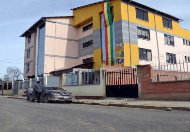Distrito 8 de El Alto celebra su décimo octavo aniversario