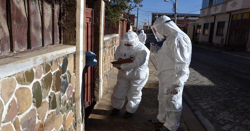 Rastrillaje en El Alto detecta 20 casos positivos COVID-19