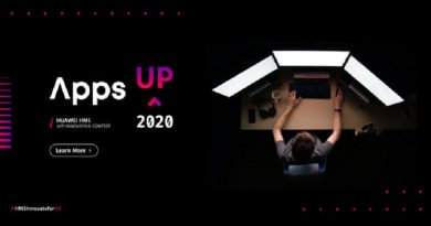 Huawei convoca a desarrolladores de todo el mundo para participar del concurso Apps Up