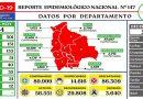 Bolivia roza los 90.000 casos de COVID-19 y los decesos llegan a 3.640