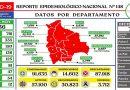 Bolivia reporta 1.636 contagios nuevos de coronavirus y acumula 91.635 casos en cinco meses
