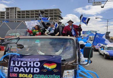 Inician congresos del MAS en La Paz para seleccionar candidatos a la Gobernación y a las alcaldías