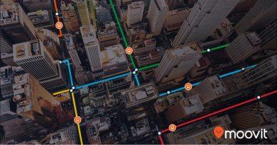 La premiada aplicación Moovit ya está disponible en AppGallery en Bolivia