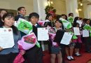 Ministerio de Educación garantiza entrega de títulos de bachiller gratuitos de 2020