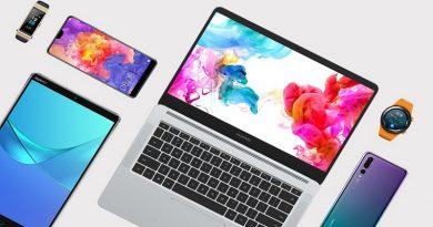 La serie MateBook de Huawei marca el futuro para la industria de las laptops