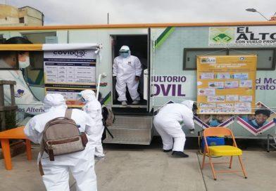 Gobierno desplazará brigadas médicas en El Alto para monitorear resfríos