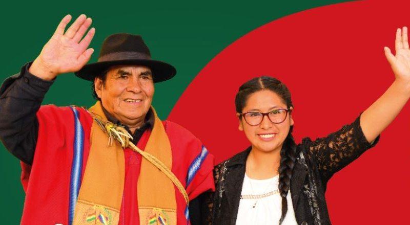 Eva Copa sobre el «Mallku»: Cuando el MAS me aisló de sus filas, él me dio la mano – El Alto es Noticia
