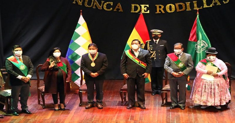 Gobierno prevé invertir $us 169 millones este año en El Alto