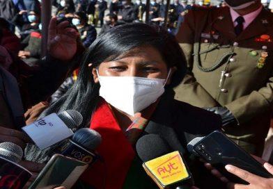 Alcaldesa de El Alto le recuerda al presidente Arce ejecutar las obras comprometidas