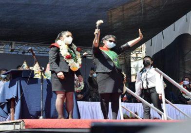 Alcaldesa de El Alto ratifica que llegó el tiempo del Proceso de Renovación