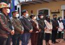 Santos Quispe posesiona a los nuevos secretarios de la Gobernación de La Paz