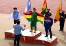 Atleta  gana campeonato sudamericano en categoría de 5.000 metros planos