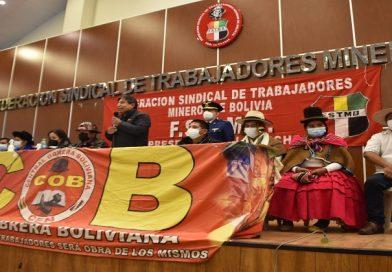 Choquehuanca da inicio a Cumbres para la Reconstrucción Económica  y Productiva