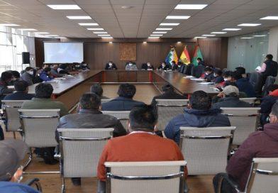 Gobierno y Alcaldía  proyectan la construcción de la avenida Periférica