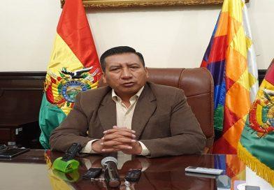 Mamani: MAS-IPSP determinó tres tareas para fortalecer el trabajo por Bolivia