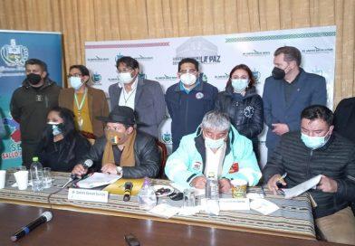 COED determina vacunación masiva en El Alto