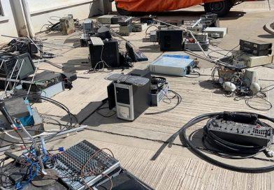 ATT interviene radioemisoras ilegales en la ciudad de El Alto